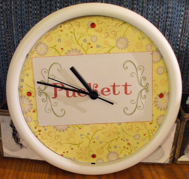 Altered Clock Chatterbox