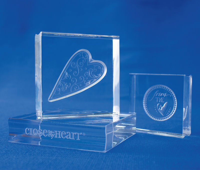 CTMH Acrylic Blocks