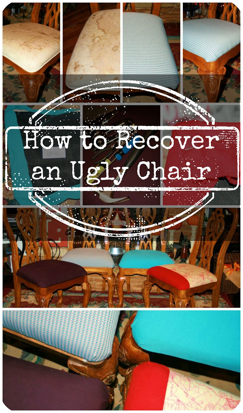 how-to-recover-an-ugly-chair