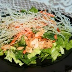 Marinated Chinese Chicken Salad