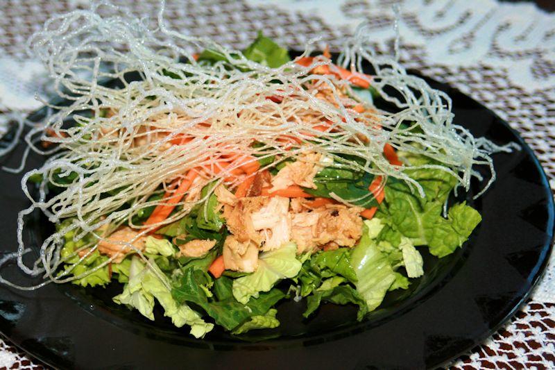 Marinated Chinese Chicken Salad